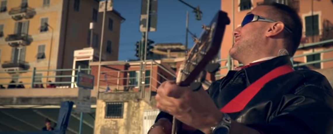 ALEX CADILI, MUSICA OLTRE IL BUIO