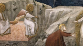 Maria Maddalena è la prima ad annunciare che Gesù è risorto