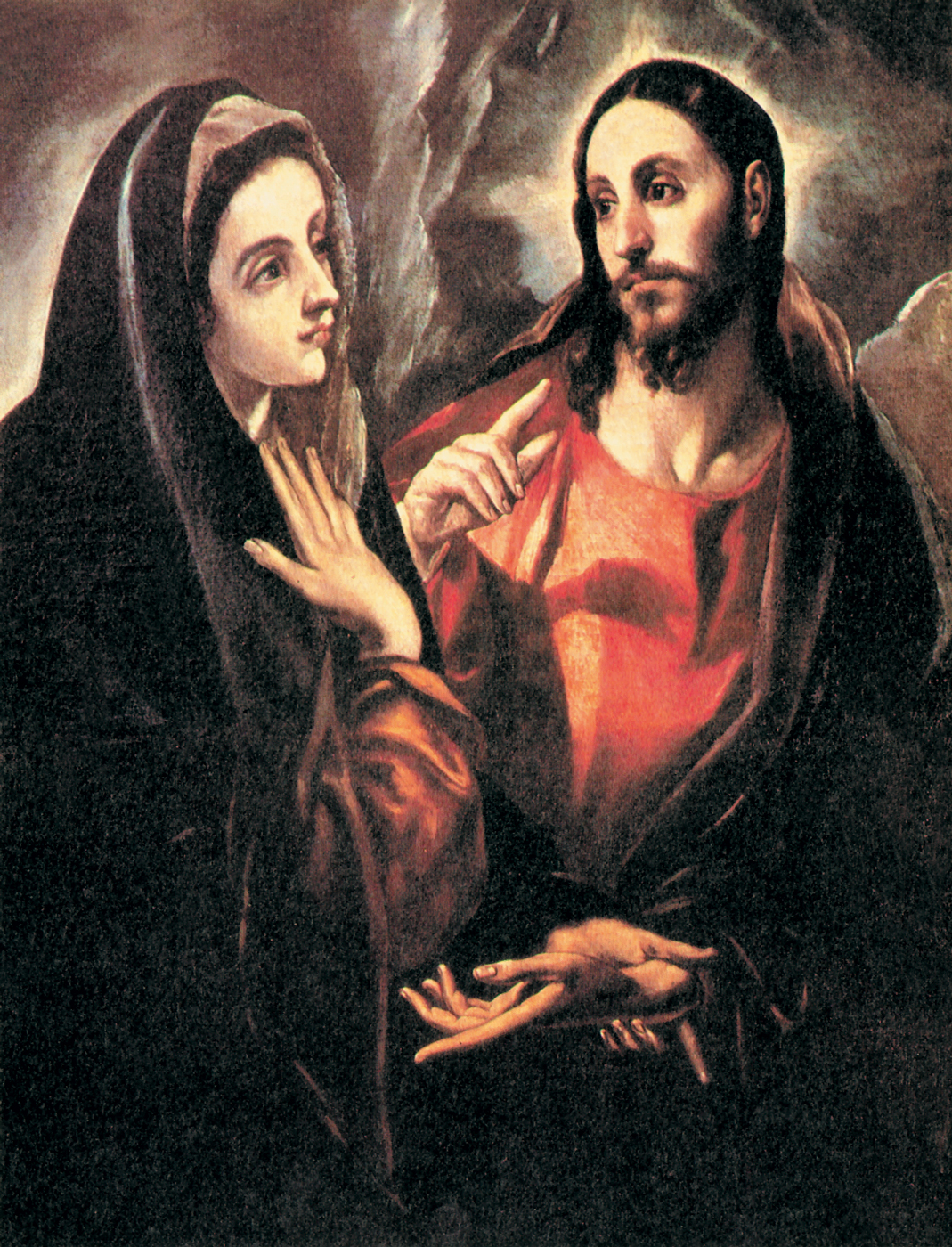 El Greco (Domínikos Theotokópoulos), Katedrála v Tolede