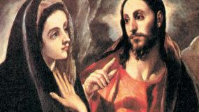 Immagine Cristo El Greco