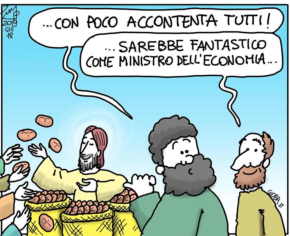 vignetta Gesù