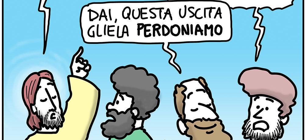 PERDONARE PER NON MORIRE D'ODIO